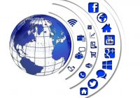 social media to your website