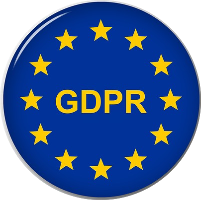 GDPR sign